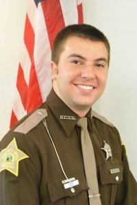 Reserve Deputy Matt Miller