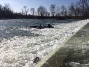 Photo courtesy of Indiana Department of Natural Resources conservation officers.