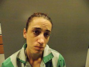 Jennifer Acree; photo courtesy of Indiana State Police