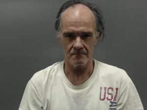 David W. Uberin; photo courtesy of North Vernon Police
