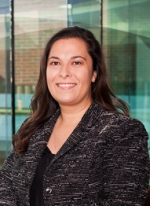 Aida Ramirez, director of Columbus Human Rights Commission. Photo courtesy of City of Columbus.