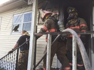 Photo courtesy of Columbus Fire Department.